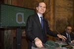 Il presidente di Confagricoltura Massimiliano Giansanti