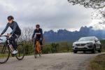 Seat Tarraco il primo suv amico di chi pedala sulle strade