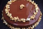 Natale: torta-movie coi popcorn caramellati, vince fantasia