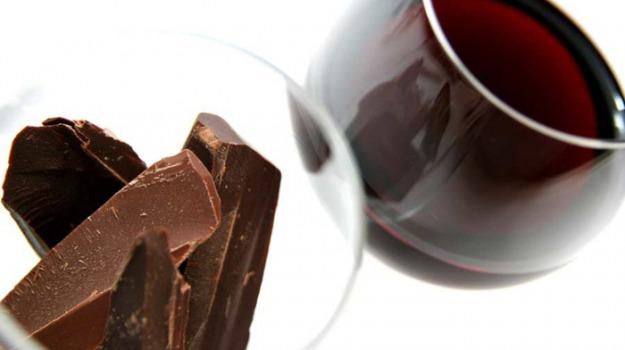cioccolato, marsala, palazzo fici, Trapani, Mangiare e bere