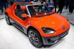 Volkswagen aveva già presentato nel 2011 un concept Buggy su base Up