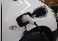 Auto elettriche, a Torino arrivano parcheggi con strisce verdi