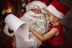 La magia di Babbo Natale? Si smette di crederci a otto anni