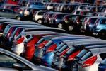 Auto: a novembre calo vendite in Europa (-8,1%)