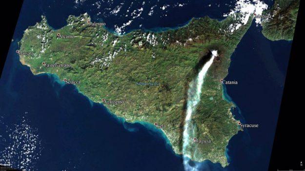 catania, etna attività vulcanica, sisma, Catania, Cronaca