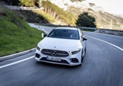 Mercedes,Classe A miglior veicolo testato nei test Euro Ncap