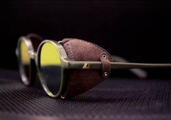 Alcantara e Amos creano occhiali per Delta Futurista