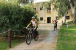 In bici su sentieri parco Porto Conte