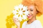 Anche se fa freddo il sole può emettere potenti radiazioni ultraviolette