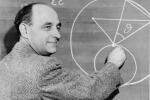 Enrico Fermi, premiato 80 anni fa con il Nobel per la Fisica (fonte: Smithsonian Institution)