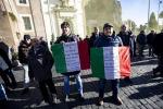 Protesta degli Ncc a Roma