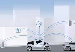 Bosch svela al Las Vegas il futuro high tech della mobilit