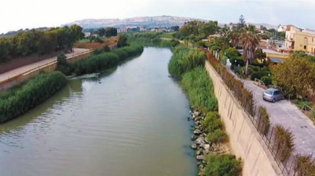 agrigento fiume akragas, fiume Akragas, Agrigento, Cronaca