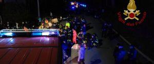 Corpi a terra, numerosi feriti e tantissima paura per un evento le cui cause sono ancora da accertare