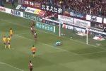 Vissel Kobe, la magia di Iniesta: il gol fa impazzire il Giappone
