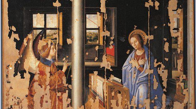 Annunciazione Antonello Da Messina, Siracusa, Cultura