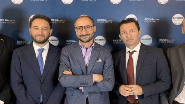 cancelleri variazioni bilancio, M5S Ars, Giancarlo Cancelleri, Sicilia, Politica