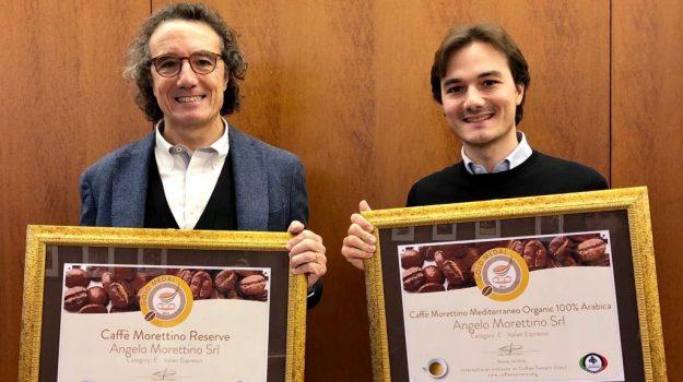 morettino 2 medaglie d'oro, Palermo, Società