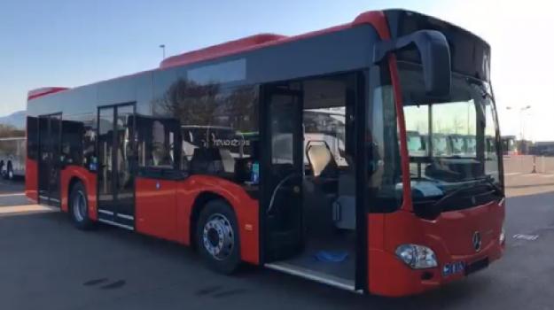 atm autobus, nuovi mezzi, Trapani, Economia