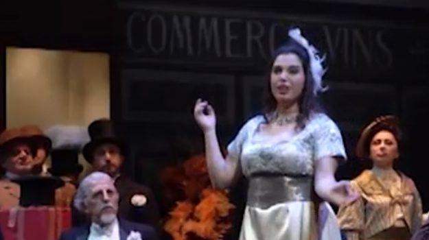 La bohème, la prima dello spettacolo al teatro Massimo di Palermo