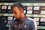 """Palermo, Brignoli: """"Il Benevento è la squadra che ci ha messo più in difficoltà"""""""