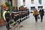 Vigili del fuoco a Palermo festeggiano Santa Barbara: le foto degli eventi in città