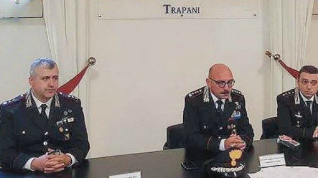 calendario arma trapani, Trapani, Cronaca