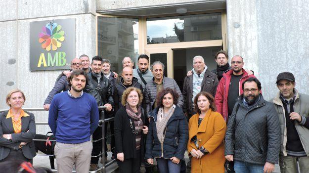 Bagheria, raccolta differenziata, Fabio Atanasio., Patrizio Cinque, Palermo, Cronaca