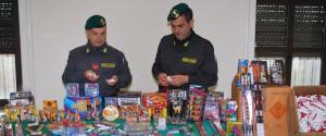 Catania, sequestrati 110 chili di fuochi d'artificio in un garage di San Cristoforo
