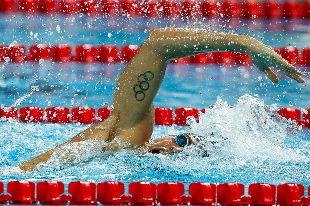 Vasca Da Nuoto : Mondiali di nuoto in vasca corta detti vince il bronzo nei sl