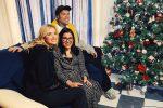 Fedez e Chiara Ferragni insieme a Ramona