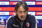 """Bologna, Inzaghi: """"Avverto grande fiducia"""""""