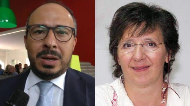 primarie pd sicilia, Davide Faraone, Teresa Piccione, Sicilia, Politica
