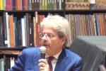 Paolo Gentiloni a Palermo presenta il suo nuovo libro: il video