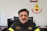 Arriva in Sicilia Gaetano Vallefuoco, neo direttore regionale dei vigili del fuoco