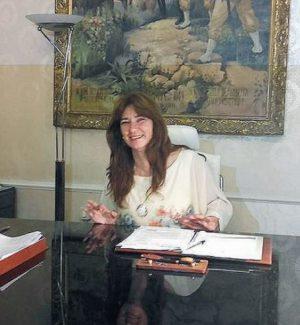 Ida Carmina, sindaco di Porto Empedocle