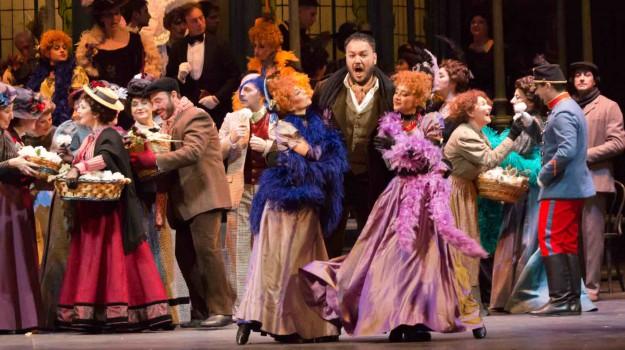 la boheme teatro massimo palermo, Palermo, Cultura