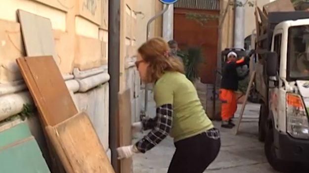 Mamme con reddito di inclusione a Palermo si dedicano al volontariato