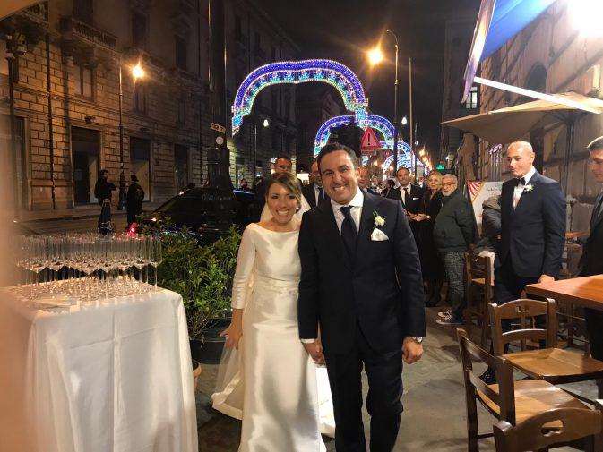 Matrimonio Natale Giunta : Natale giunta ha detto sì lo chef palermitano sposa a