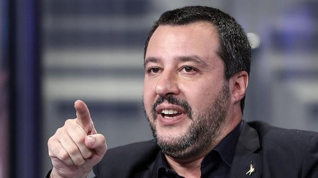 salvini contro confindustria, Matteo Salvini, Sicilia, Economia