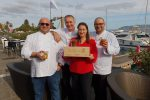 """Raccolta fondi per il centro NemoSud: a Messina tre chef realizzano panettoni """"moderni"""""""