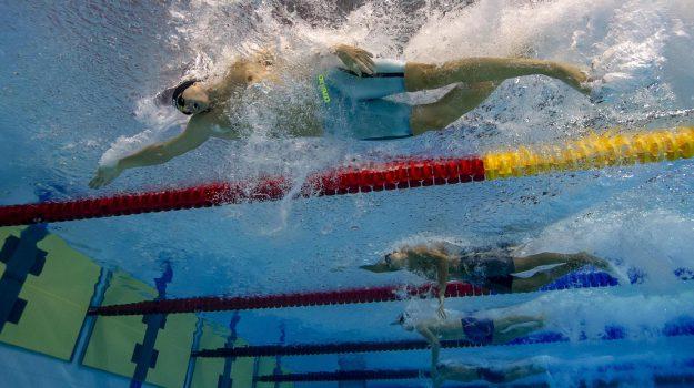 mondiali, nuoto, Sicilia, Sport