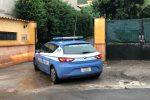 Cancelli chiusi e silenzio, il video dopo l'omicidio in via Falsomiele a Palermo