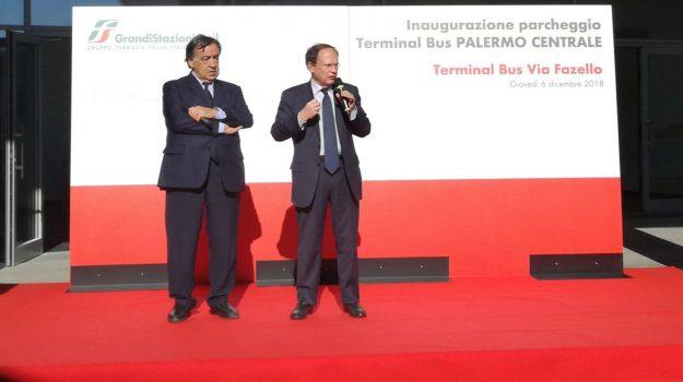 Terminale bus Palermo, Palermo, Economia