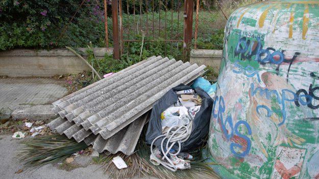 amianto a Naso, Messina, Cronaca