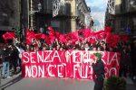 """Studenti palermitani antifascisti ricordano la strage di piazza Fontana: """"Senza memoria non c'è futuro"""""""