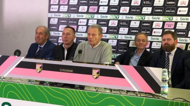 Palermo calcio, il nuovo organigramma della società ufficializzato sul sito internet