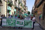 Palermo, i 650 precari dell'Asp incrociano le braccia: lunedì disagi per esami e visite