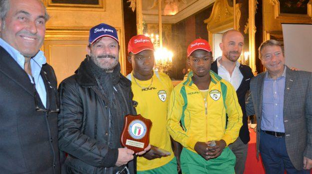 Premio Azzurri d'Italia, Alvaro Biagini, Tanino Troja, Palermo, Sport
