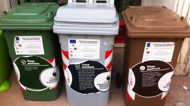 raccolta differenziata, rifiuti, Lillo Firetto, Agrigento, Cronaca